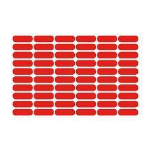 Sticker signaal rood (doos a 100 stuks) Artikel foto