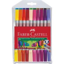Faber-Castell dubbele viltstiften Artikel foto