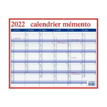 2021: Aurora mementokalender fr 33x42cm Artikel foto