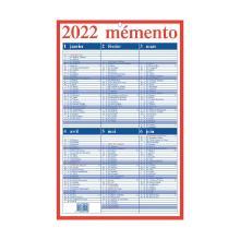 2021: Aurora mementokalender fr 21x33cm Artikel foto