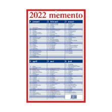 2021: Aurora mementokalender nl 21x33cm Artikel foto