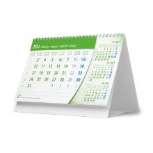 2021: Green collection bureaukalender 15x20 Artikel foto