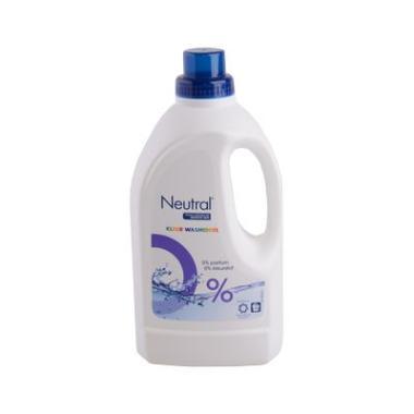 Wasmiddel vloeibaar kleur 1.425 ltr Neutral 6/doos 1