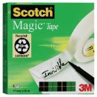 Scotch magic 810 onz plakb 19mmx66m Artikel foto