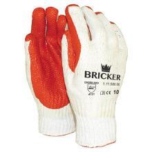 Bricker stratenmakershandschoen Productfoto