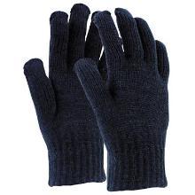 Round loom knitting acrylic glove product photo