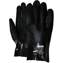M-Safe PVC Premium Green 20-427 handschoen Productfoto