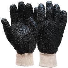 PVC Grit handschoen Productfoto