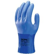 Showa 650 Oil Resistant handschoen Productfoto