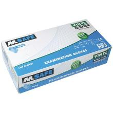 M-Safe 4061 disposable vinyl handschoen Productfoto