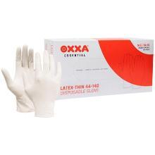 M-Safe 4140 disposable latex handschoen Productfoto
