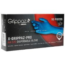 M-Safe 246BL Nitril Grippaz handschoen Productfoto