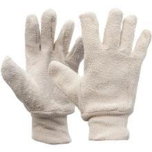 Frotté handschoen Productfoto