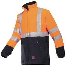 Sioen 496Z Rainier fleece jas Productfoto