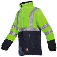 Sioen 496Z Rainier fleece jas Productfoto