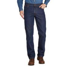 Wrangler Texas Stone dark blue denim trousers product photo