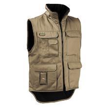 Blåkläder 3801 bodywarmer Productfoto