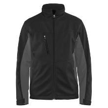Blåkläder 4950 softshell jas Productfoto
