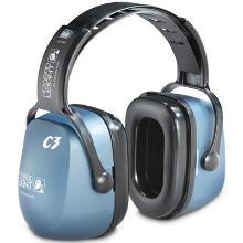 Howard Leight Clarity C3 gehoorkap met hoofdband Productfoto