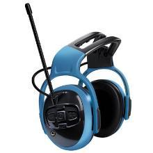 MSA left/RIGHT FM Pro gehoorkap met hoofdband Productfoto