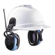 MSA left/RIGHT FM Pro gehoorkap met helmbevestiging Productfoto