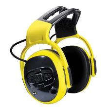 MSA left/RIGHT CutOff Pro gehoorkap met hoofdband Productfoto