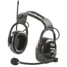 MSA left/RIGHT Wireless World Dual gehoorkap met hoofdband Productfoto