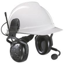 MSA left/RIGHT Wireless World Dual gehoorkap met helmbevestiging Productfoto