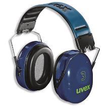 uvex 3 2500-002 gehoorkap met hoofdband Productfoto