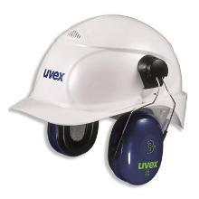 uvex 3H 2500-022 gehoorkap met helmbevestiging Productfoto