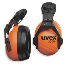 uvex dBex 3000H 3000-135 gehoorkap met helmbevestiging Productfoto
