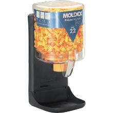 Moldex 762501 dispenser small with 250 pairs of Mellows earplugs product photo