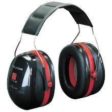 3M Peltor Optime III H540A gehoorkap met hoofdband Productfoto