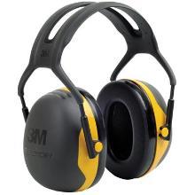 3M Peltor X2A gehoorkap met hoofdband Productfoto