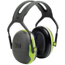 3M Peltor X4A gehoorkap met hoofdband Productfoto