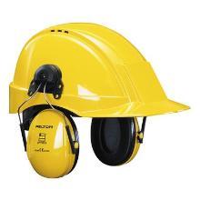 3M Peltor Optime I H510P3E gehoorkap met helmbevestiging Productfoto