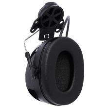 3M Peltor Worktunes Pro AM/FM Radio gehoorkap met helmbevestiging Productfoto