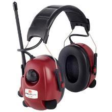 3M Peltor Alert FM-radio gehoorkap met hoofdband Productfoto