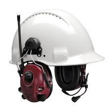 3M Peltor Alert Flex Headset gehoorkap met helmbevestiging Productfoto