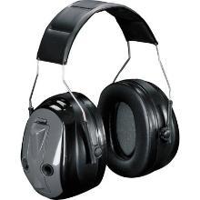 3M Peltor Optime Push To Listen gehoorkap met hoofdband Productfoto