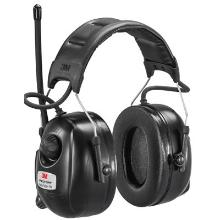 3M Peltor DAB+ FM Radio earmuff with headband product photo