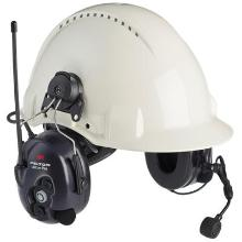 3M Peltor LiteCom Plus Headset gehoorkap met helmbevestiging Productfoto