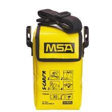 MSA S-Cap vluchtmasker in tas Productfoto