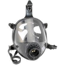 Spasciani TR 2002 CL3 zwart neopreen volgelaatsmasker Productfoto