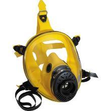 Spasciani TR 2002 CL3 geel siliconen volgelaatsmasker Productfoto