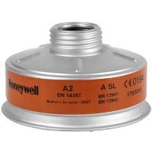 Honeywell gas- en dampfilter A2 Productfoto