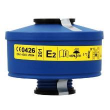 Spasciani 201 gas- en dampfilter E2 Productfoto