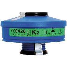 Spasciani 100 gas- en dampfilter K2 Productfoto