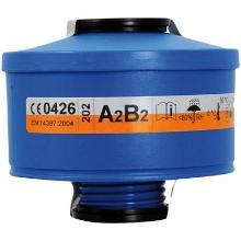 Spasciani 201 gas- en dampfilter A2B2 Productfoto