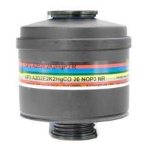 Spasciani 204 UP3 combinatiefilter A2B2E2K2CONOHg-P3 R Productfoto